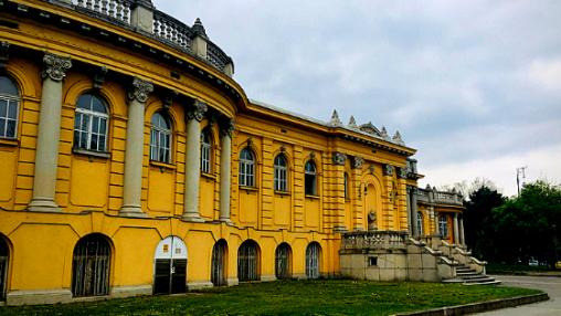 BUDAPEST – Reseäventyr
